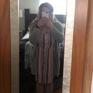 Aeropostale Dresses - ••🌸Striped Summer Dress🌸••
